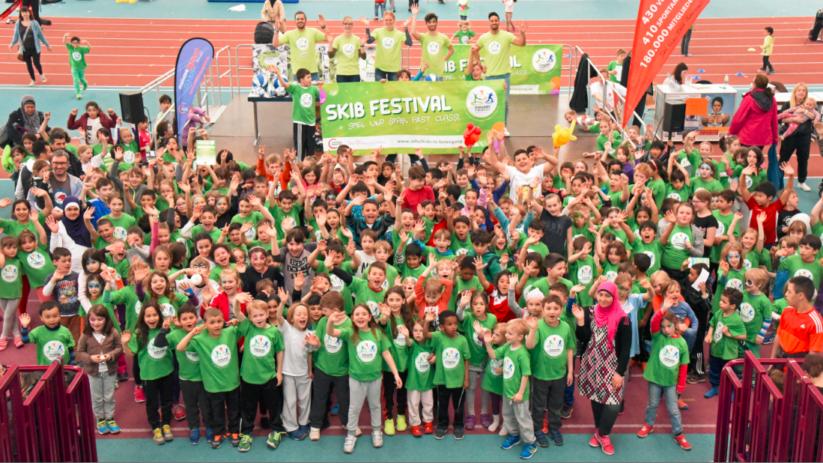 Schulkids in Bewegung (SKIB) – Meine Schule, mein Verein